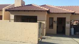 Exclusive 3 bedroom - Townhouse for Rent (Trichardt (Secunda))