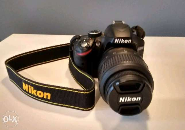 Nikon D3200 with all accessories Kampala - image 1