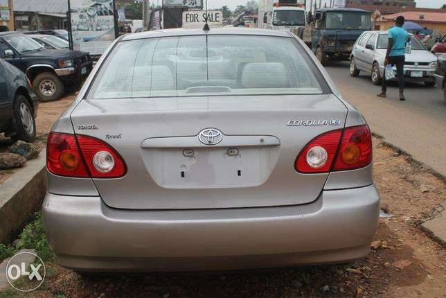 Toyota Corolla (2004) Ibadan South West - image 3