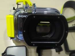 SONY MPK-WD under water housing