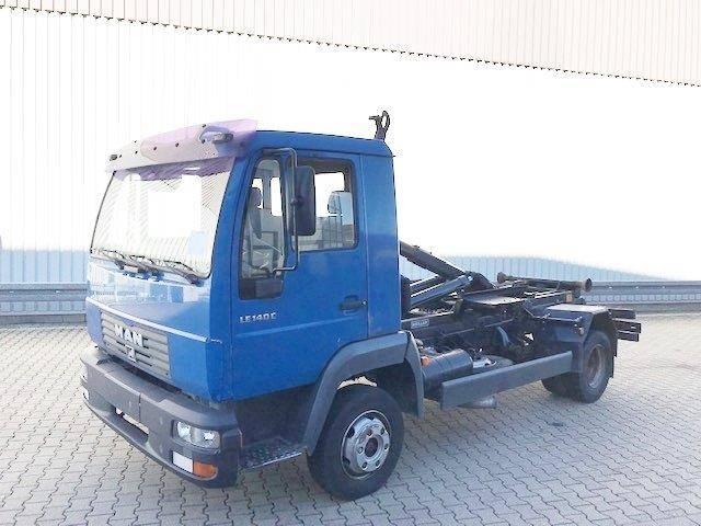 MAN LE 8.140 C 4x2 LE 8.140 C 4x2 City Abroller - 2002