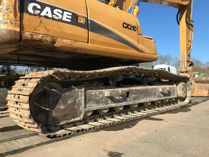 Case CX210 **BJ2003 *14530H** Hammerltg. - 2003 - image 16