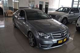 Mercedes Benz C Class C250CDI coupe AMG Sports