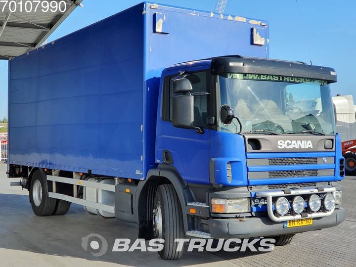 Scania P94D 230 4X2 Ladebordwand Euro 3 - 2003 - image 3