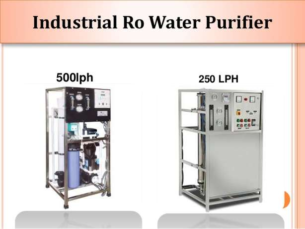 500LPH RO machines at competitive prices BuruBuru - image 2