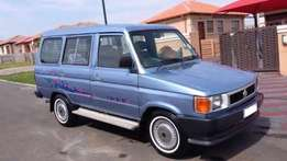toyota venture 2y with full service record and papers in order