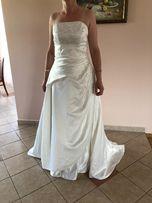 7a94d97428fe Nowa suknia ślubna rozmiar 38 ASPERA by Alicja Eklöw