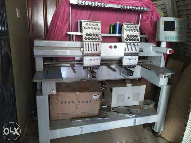 Embroidery machine Avenue Park - image 1