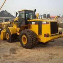 Direct tokunbo Caterpillar Wheelloader 966G