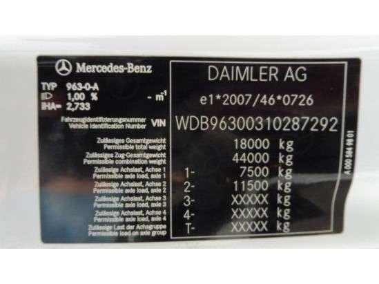 Mercedes-Benz Actros 1833L 7,3m Lift E6 / Leasing - 2018 - image 14