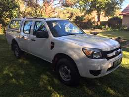 Ford Ranger 2.5 TD 4x4 Double cab