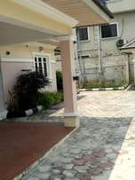 Very sharp 4bedroom Bungalow Alone In The Compound
