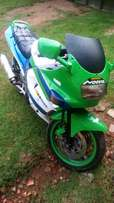 Urgent sale Kawasaki 500cc good sport bike in perfect condition.