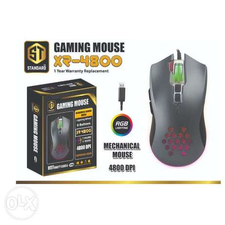Gaming Mouse XR - 4800