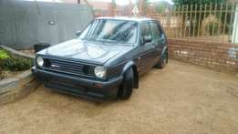 VW Mk1 golf millinium dashboard..1,4 engine capacity,papers on point