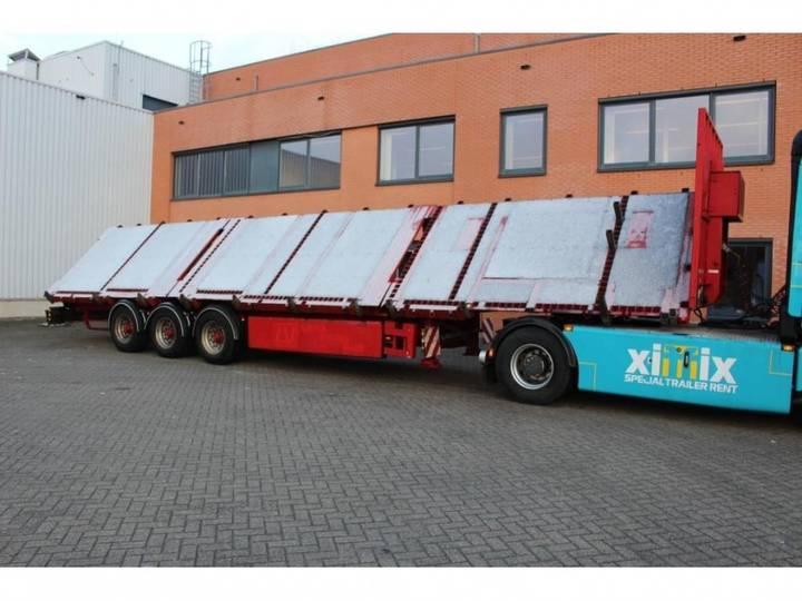 Schmidt 3-ass. Schuinlader // Naloop gestuurd - 2010
