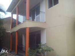3 bedroom storied house in Naguru for rent at $1,000