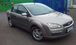 a Ford Focus 2.0 Tdci 2006