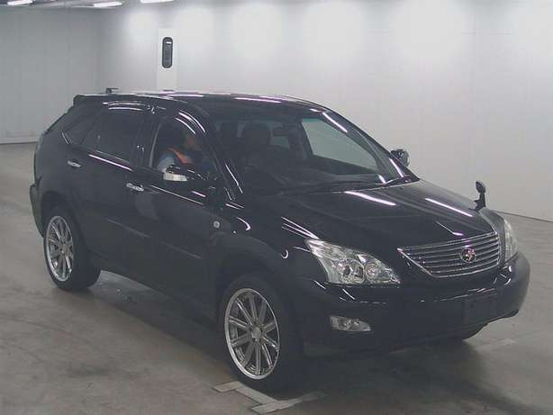 Buy This Neat Black Harrier 2009. Only Kes 2,386,200 Nairobi CBD - image 2