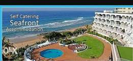 Umhlanga sands 2-6 May Tues-Sat 4 slp R 4999