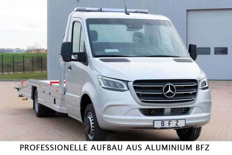 Mercedes-Benz Sprinter 519 V6 Transporter 5 - 2019