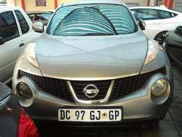 2012 Nissan Juke 1.6 Thumb start for R 115000.00
