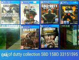 call of duty collection ps4