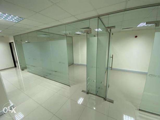 For Rent Offices In Al Qurum (Semi-Furnished)