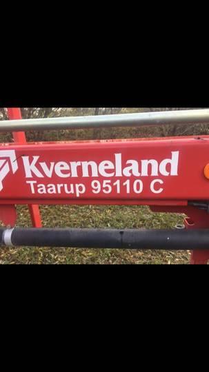 Kverneland Taarup 95110c - 2015