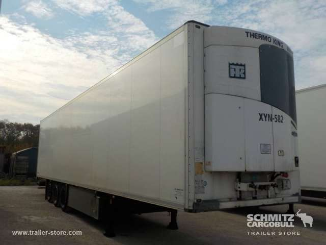 Schmitz Cargobull Mélyhűtő koffer Multitemp - 2011