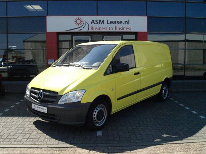 Mercedes-Benz VITO 110 CDI 320 Functional bluetooth - 2012