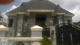 Luxury 8bedroom Fully detached house at Ikoyi