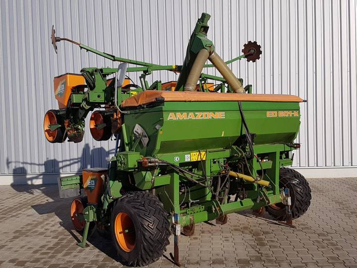Amazone ED 601 K - 2000