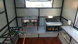 mobile kitchen trailer for sale R21000
