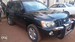 Selling a Toyota Kruger