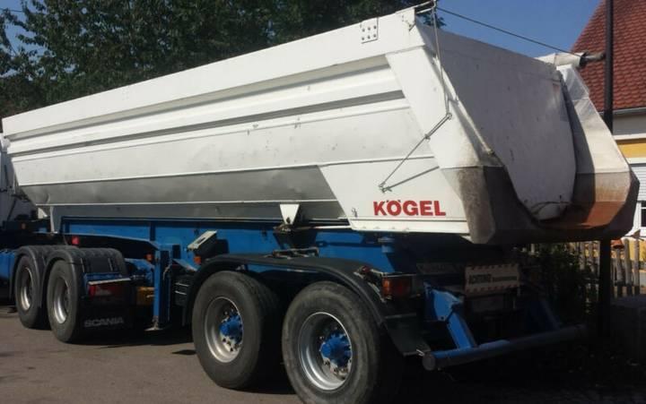 Koegel Stahl Alu - 2000