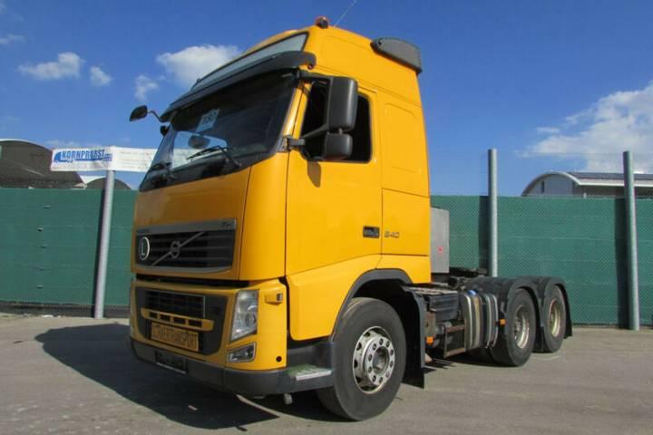 Volvo FH 12-540 6x4 BL - 80 to Gesamtzuggewicht - 180 - 2009
