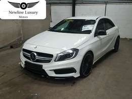 2015 Mercedes A45 AMG*more punch than the V8 in the back of a ferrari