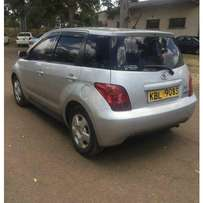TOYOTA IST REG NO KBL cc 1300 auto buy and drive.