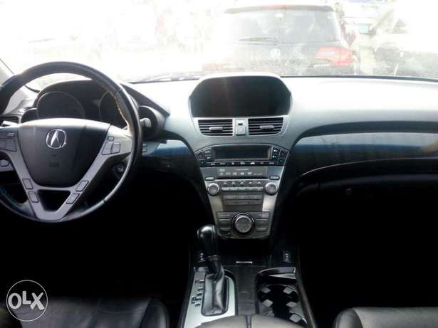 Very sharp foreign used 2009 Acura MDX. Tincan cleared Apapa - image 5
