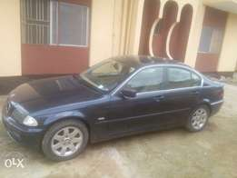 Neatly used 3 series e46 up for sale