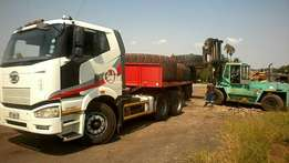 2014 FAW J 6 460 HP Truck Tractor
