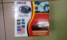 Eagle car alarm system