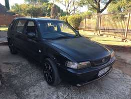 2003 Toyota Tazz 1.3 for sale R16,000