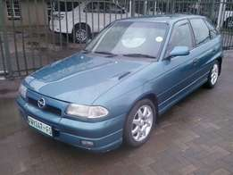 opel astra 2.0 is