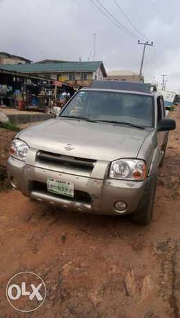 Well Maintained 2004 Nissan Frontier Double Cabin Oremeji/Agugu - image 4