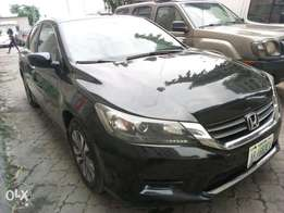 ADORABLE MOTORS: A clean, well used 013 Honda Accord