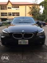 Nigerian used 2006 BMW 5 series