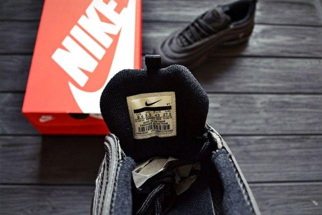 Buty Nike air Max 97 Black rozmiar 40,41, 42,43,44,45