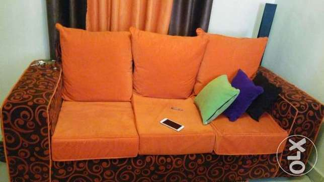 Sofa set 3seater or 2seater Kiambu Town - image 2
